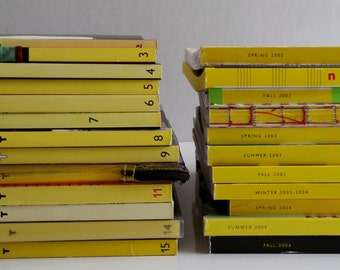NEST A Quarterly Magazine Of Interiors Collection Of 24 Issues All MINT & Htf Art Avant Garde Collectable Interiors