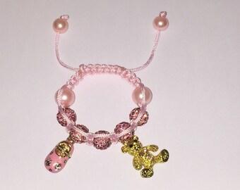 Toddler charm bracelet