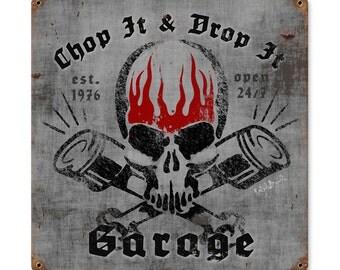 Chop It Drop It
