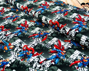 Jersey Superheros SUPERMAN Comic