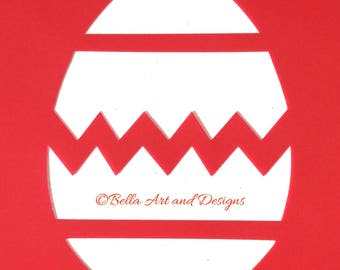 List 8 - Assorted Easter Stencils - *Free gift with every order*