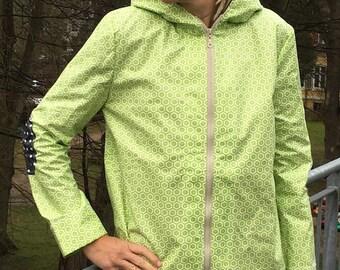 Fröken Frida rain jacket