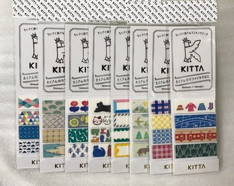 Kitta Masking Tapes by Kingjim