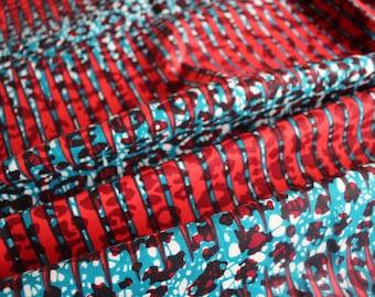 African Print Fabric - Ankara African Print - African Fabric - Wax Print Fabric - African Print - Fabric per yard