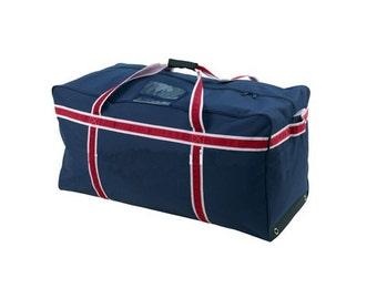 Custom Team Ice Hockey Bag  Player Gear Equipment Travel