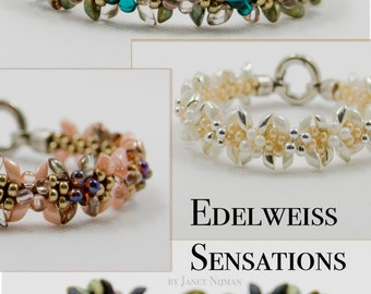 Kumihimo pattern tutorial 6 threads  Edelweiss Sensations bracelet Kumihimo Style