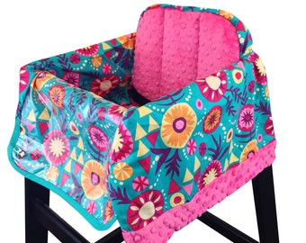 Azteca High Chair Cover