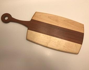 paddle cutting board  etsy, Kitchen design