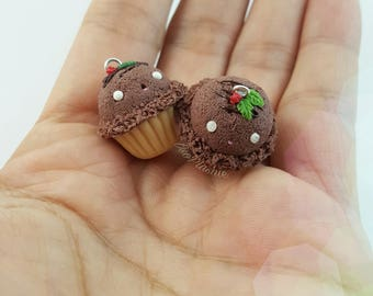 Chocolate IceCream Cuppycakes