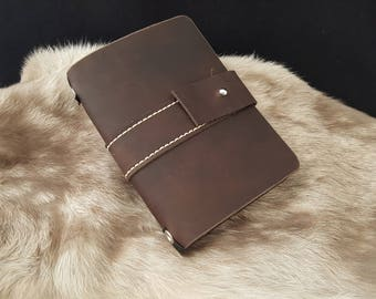 SoulBound Leather Journal By Suchikuchi