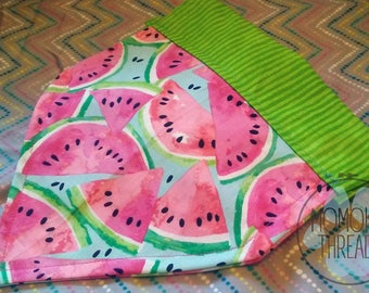 Over the Collar Dog Bandanna Watermelon