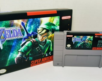 Legend of Zelda: Goddess of Wisdom - English SNES NTSC