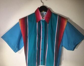 the latigo blouse