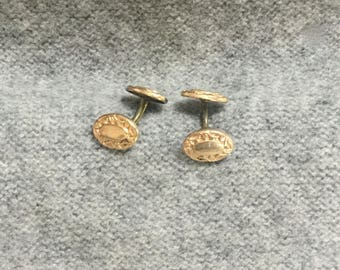 Vintage cufflinks - old cuff button