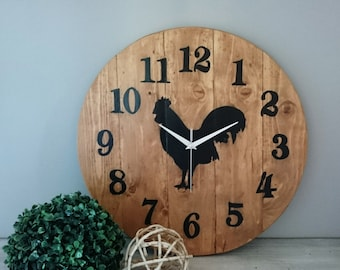 Clock made by hand Ref: 019