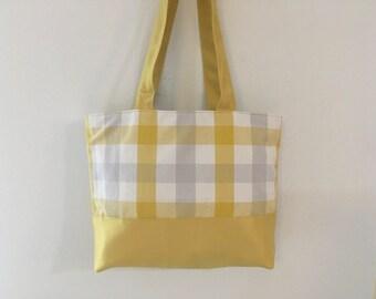 Purse fabric shoulder bag