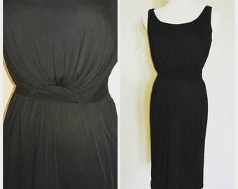 Fantastic Vintage Black Dress