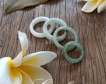 Jade Ring,Jade Jewelry,Jade Band Ring,Stackable Ring,Green Jade,Vintage Ring,Ring,Natural Jade,Gift for her,Promise Ring,Thin Ring,Jade