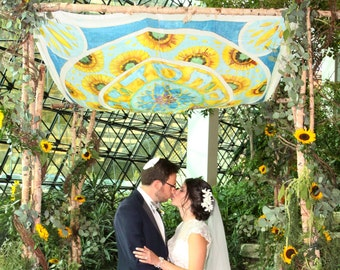 Custom Wedding Canopy - Chuppah