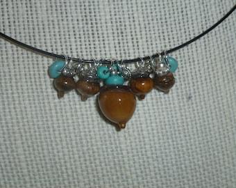 Acorn Necklace #10