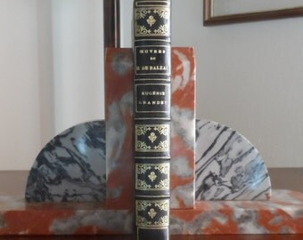 Pair of bookends Art deco