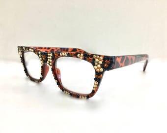 Swarovski Crystal Readers Reading Glasses  +1.50 +2.25 +3.00