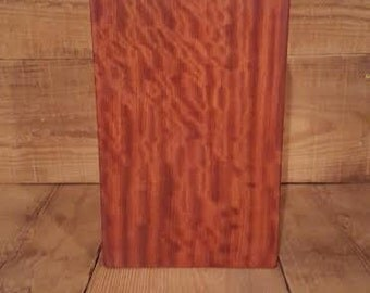 African Bubinga Cheese Board
