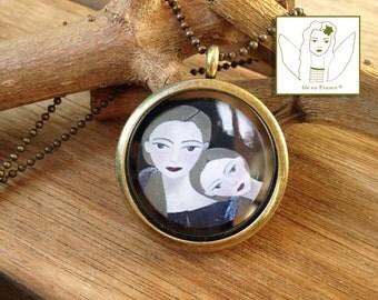 Jewelry Locket pendant