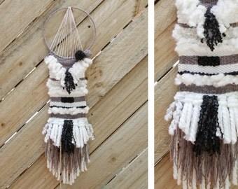 Wool Weaved Dreamcatcher