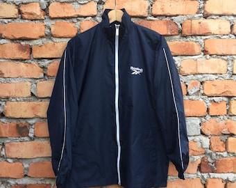 Vintage REEBOK Windbreaker jacket
