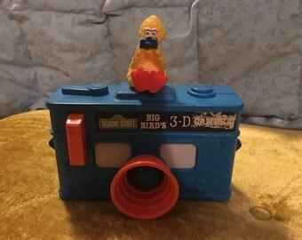 1978 big bird 3-D camera
