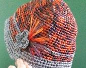 chapeau de paille, taille adulte,Bulle&Funambule
