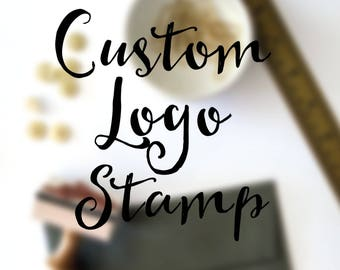 Custom Stamp – Personalized Stamp – Rubber Stamp – Custom Rubber Stamp Custom – Logo Stamp –  Return Address Stamp – Business Stamp