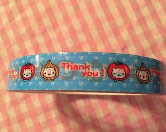 San-X Nyan Nyanko deco tape RARE