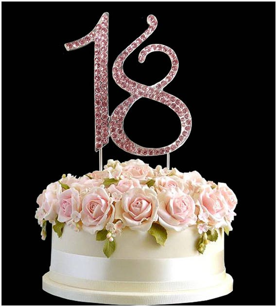 Crystal Cake Toppers Canada