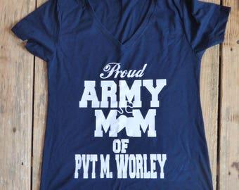 Army Mom, Army Mom Shirt, Navy Mom, Marine Mom, Air Force Mom, Proud Army Mom, Proud Navy Mom, Proud Marine Mom, Proud Air Force Mom