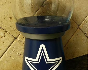 Cowboys Gumball Machine