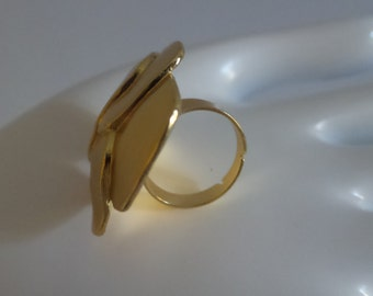 Ring Dolce Vito adjustable