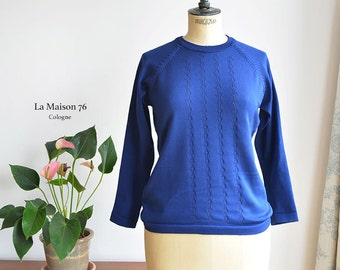 Vintage Knit Top 60s Style