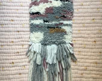 Weaving Fluffy
