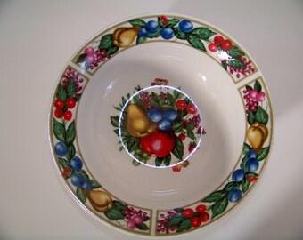 Vintage Tabletops Unlimited EDEN Cereal Bowl Collectable