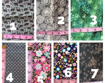 Collar Fabric Choices- do not purchase this listing! Message me for other fabrics, i can order fabric of your choice at no extra cost to you