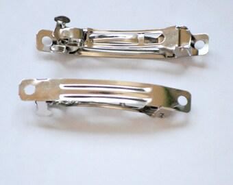 5 hair clips hair clip 5, 8 x 0.7 cm