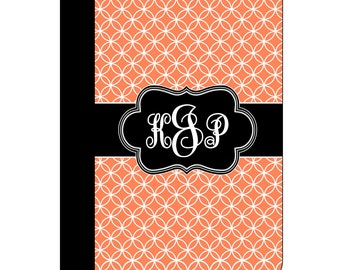 Monogram iPad Case | Custom iPad Case | IPad mini case | iPad Air | Greek Letters | Big Little Gift | iPad Cover | Personalized iPad Case