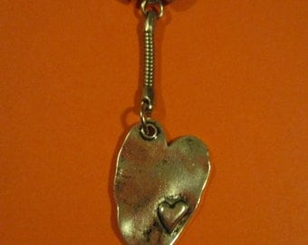 Heart Key Chain