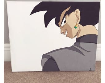 Dragonball Z Paintings