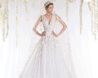 Ziad Nakad Inspired wedding dress