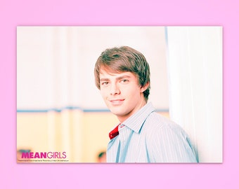 """Mean Girls Poster, """"Aaron Samuels"""", Mean Girls, Officially Licensed, Movie Poster"""