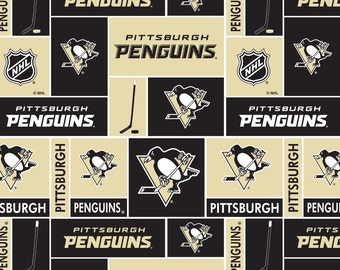 Pittsburgh Penguins/Steelers Cotton Skirt (Pick Any NFL/NHL Team)
