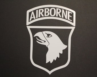101st Airborne Division, Air Assault, Veteran, Vet, Military, Ready to ship